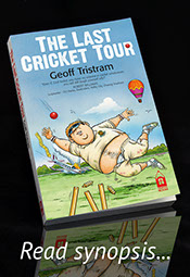 The Last Cricket Tour by Geoff Tristram
